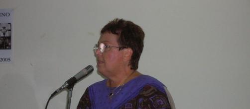 Antonia Brancati, figlia dello scrittore pachinese