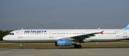 Avião que caiu era da companhia Metrojet