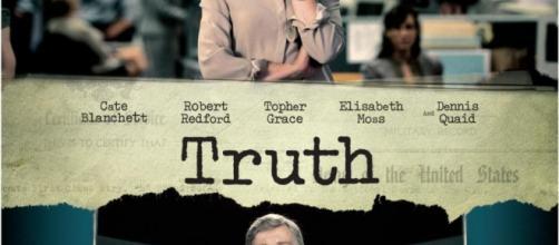 La Verdad con Blanchett y Redford
