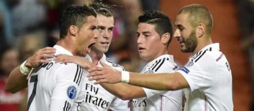 Real Madrid Paris St Germain e Bayern Arsenal