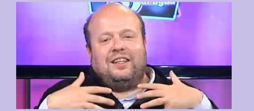 Sostres en una intervención de TV