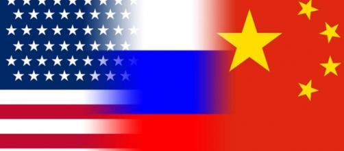 USA, Russian Federation and China.