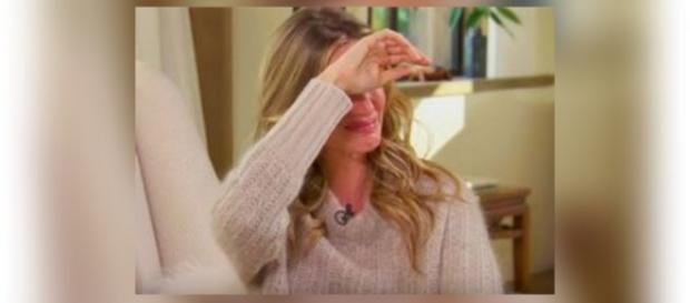 Gisele Bündchen chora durante entrevista
