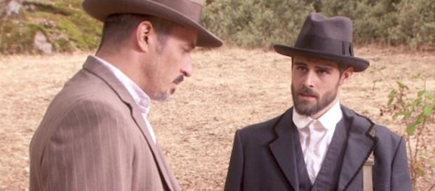 Il Segreto: Alfonso e Ramiro Castaneda