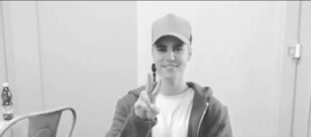 Justin Bieber auf Purpose-Promotour.