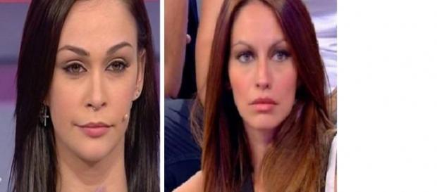 Lite tra Valentina e Laura di Uomini e donne.