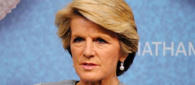 ministra de Relaciones Exteriores de Australia