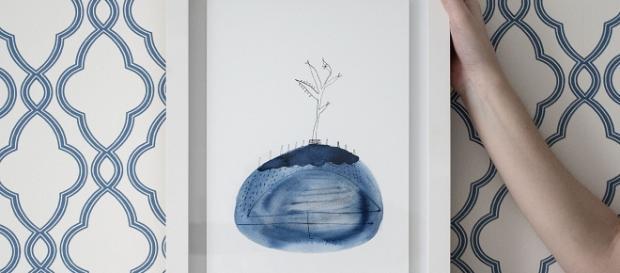 Obra Raiz, artista Sandra Jávera TURN TO ART