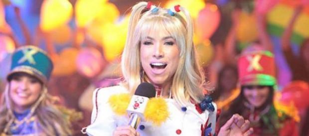 Patrícia brinca sobre disputa com Xuxa