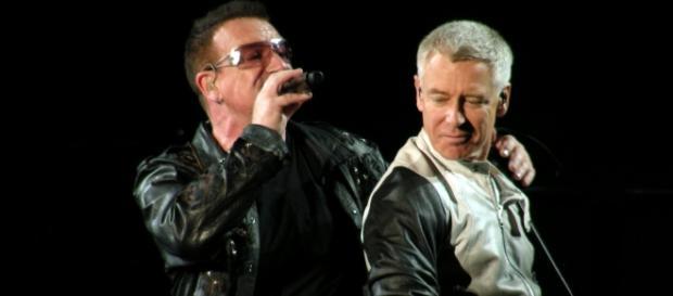 U2, la banda de música irlandesa