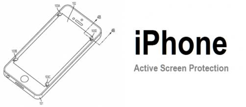 Active Screen Protection su iPhone