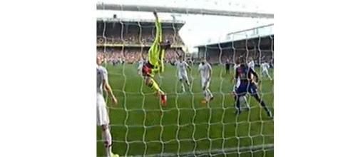 David De Gea provides Manu's most inspiring moment