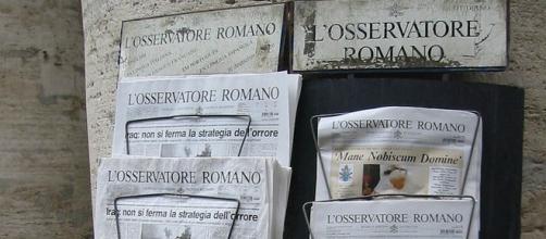 La posizione dei media vaticani su Marino
