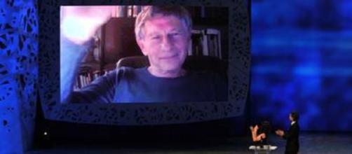 Roman Polanski premiado por videoconferencia