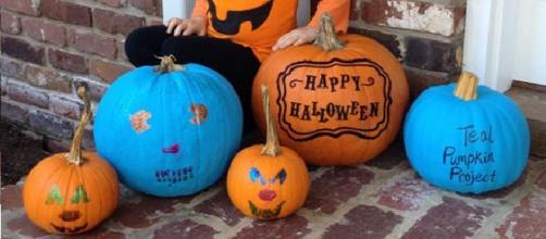 Teal Pumpkin Project, Estados Unidos