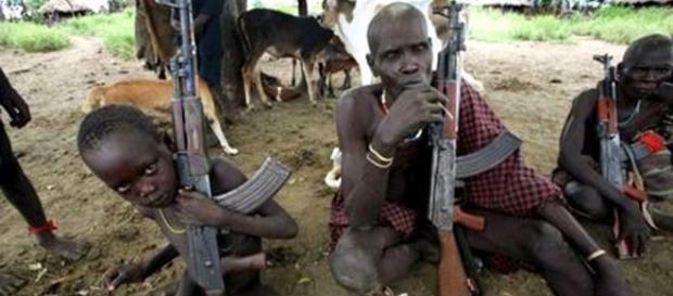 Atroci violenze nel Sudan del Sud