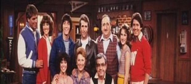 Il famosissimo cast di Happy Days