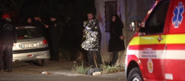 Incendiul de la clubul Colectiv a șocat România