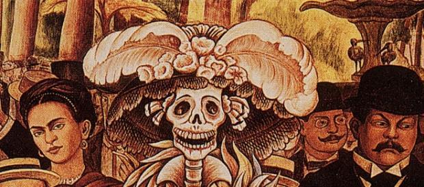 """La """"Catrina"""", auténtico símbolo del mexicanismo"""