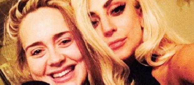 Lady Gaga und Katy Perry sind große Fans von Adele