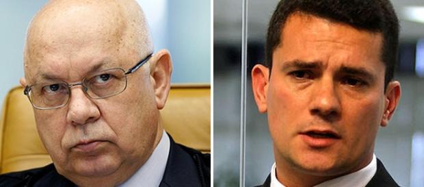 Teori favorece acusados e enfraquece Sérgio Moro