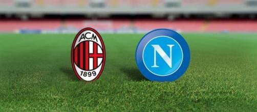 Diretta big match Milan - Napoli live