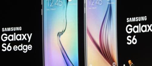 Due smartphone della vasta gamma Samsung