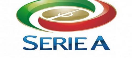 Il logo della Serie A di calcio