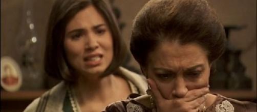 Il Segreto: Maria smaschera Francisca