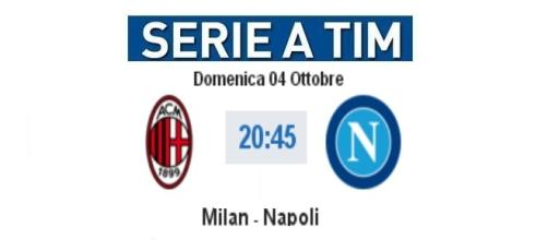 Milan - Napoli in diretta live su BlastingNews