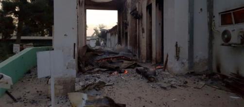 Ospedale di Kunduz colpito da raid aerei
