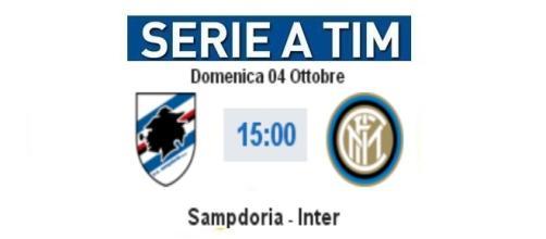 Sampdoria - Inter in diretta live su BlastingNews