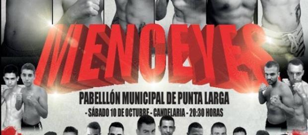 10 de Octubre, Pabellón de Punta Larga, Candelaria