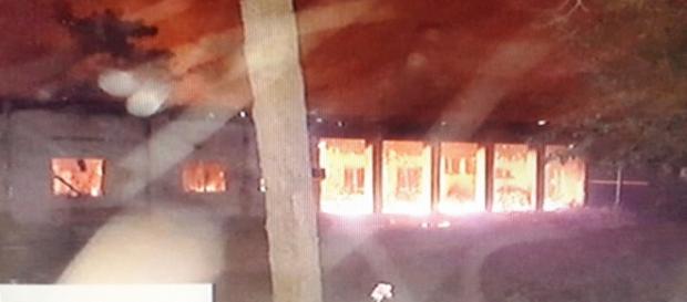 Bombe sull'ospedale di Medici senza Frontiere