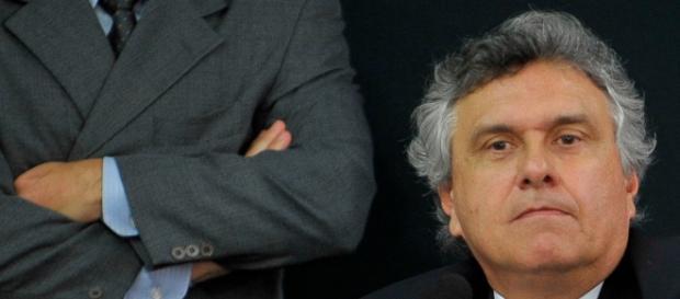 Caiado, mais uma vez, criticou a presidente Dilma