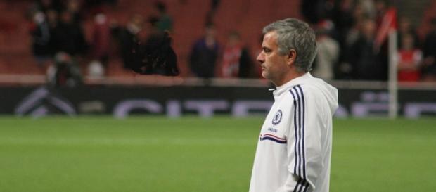 José Mourinho, actual entrenador del Chelsea F.C.