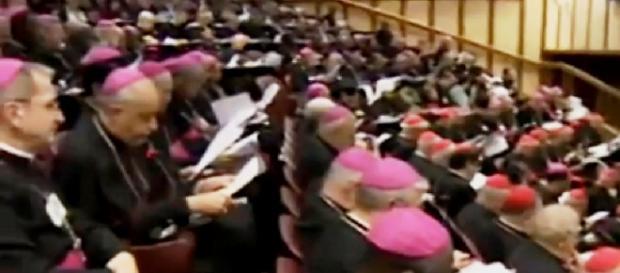 obispos en el Sínodo Mundial de las familias