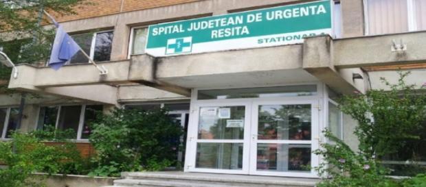 Spitalul Judeţean de Urgenţă Reşiţa