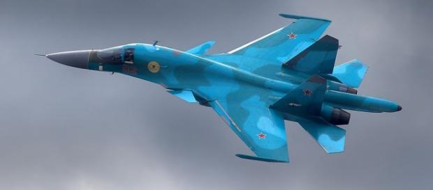 Su-34 avionul cu care Rusia a atacat ISIS