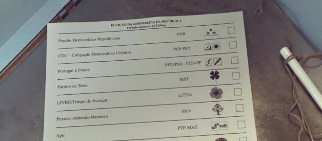 Eleições Legislativas 2015 - Noite Eleitoral