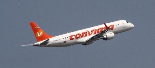 Foto cortesía de la aerolínea venezolana Conviasa