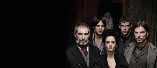 Imagen promocional del reparto principal