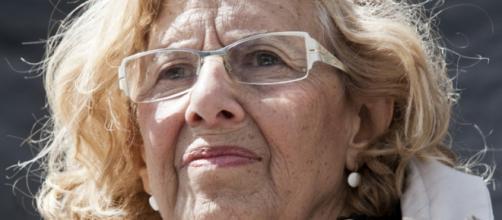 Manuela Carmena, la alcaldesa de Madrid