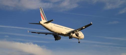 Un airbus della compagnia Air France