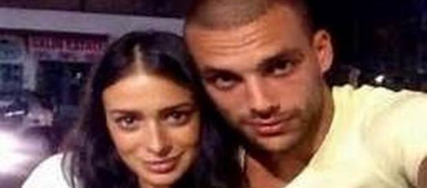 Alessia Messina insieme a Davide Farina