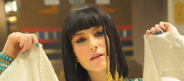Bárbara França viveu Maya em 'Os Dez Mandamentos'