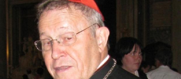 Biskup Walter Kasper - fot, Wikipedia