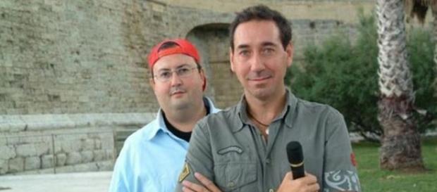 Fabio e Mingo, i due inviati cacciati da Striscia