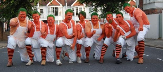 Fancy yourself as an Oompa-Loompa dancer?