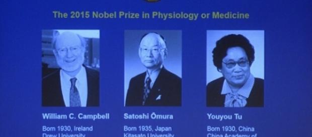 ganhadores do premio Nobel de Medicina